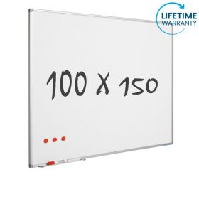 whiteboard emaille 100 x 150 cm