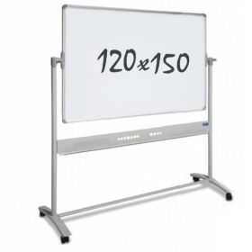 verrijdbaar whiteboard 120 x 150 cm