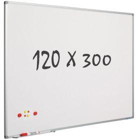 Whiteboard 120x300 cm - Magnetisch