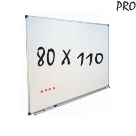 whiteboard emaille 80 x 110 cm