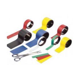 Magneetband geel - 2 rollen - 1,5 x 100 cm