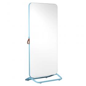 Chameleon Mobile dubbelzijdig whiteboard 89 x 192 cm - Blauw/Wit